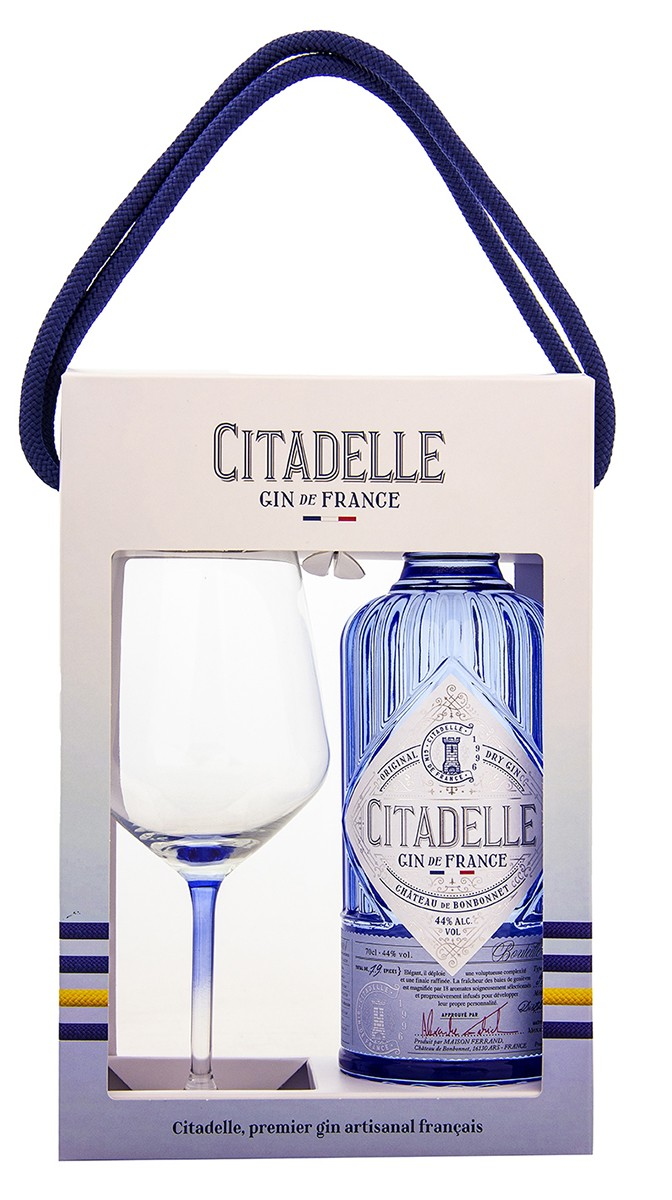 Ferrand Original Citadelle (+ glass) фото