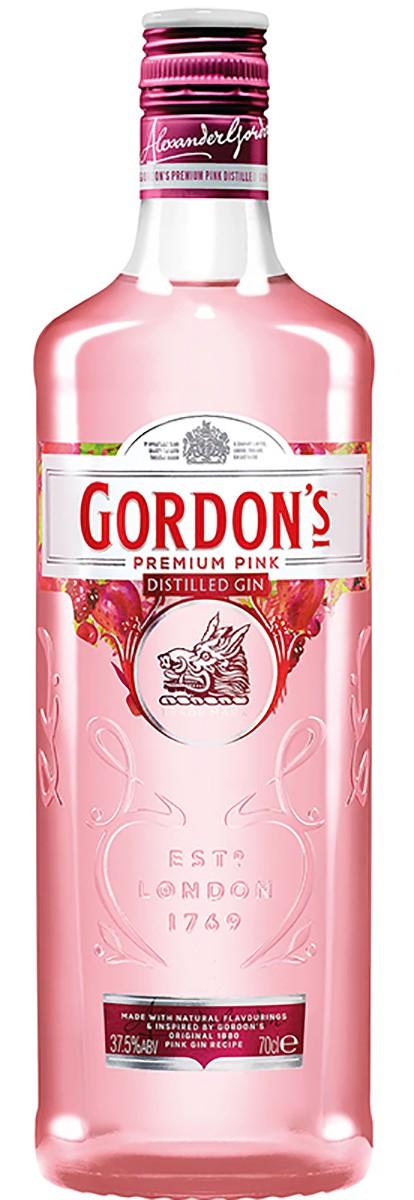 Gordon's Premium Pink фото