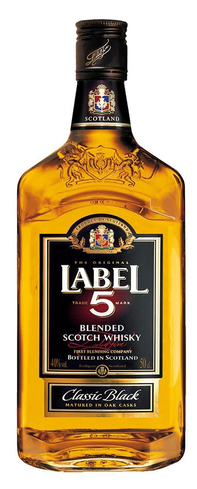 Label 5 Сlassic Black фото