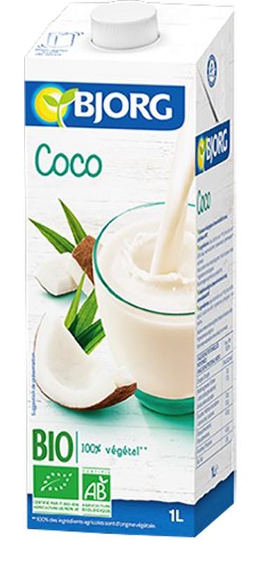 Напій Кокосовий BJORG фото