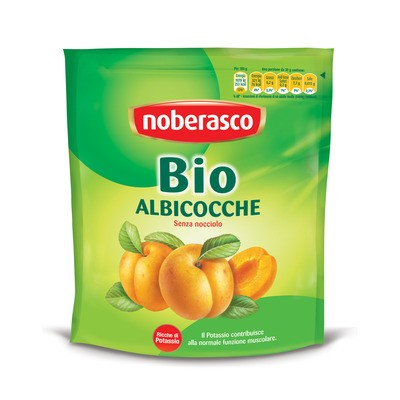 Абрикосы сушеные Bio Noberasco фото