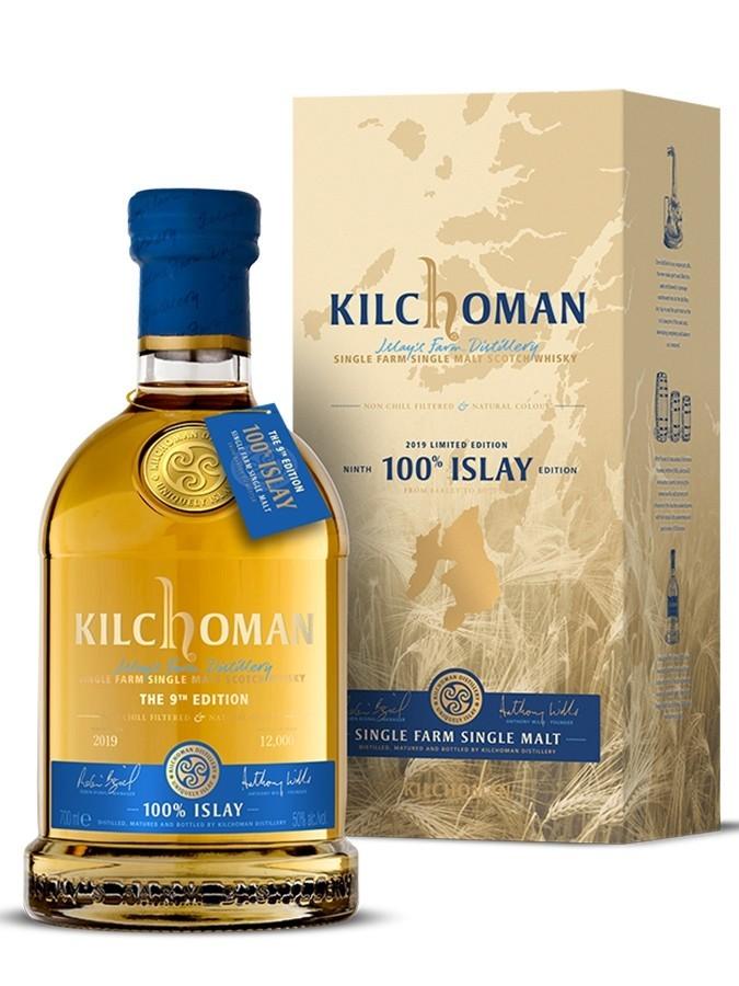 Віскі Kilchoman Islay 9th Edition Single Malt (gift box) фото