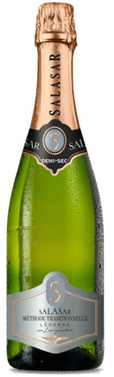 Вино ігр. LGC Salasar Blanquette de Limoux біле н/сухе фото