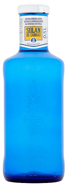 Вода минеральная негазированная Solan de Cabras фото