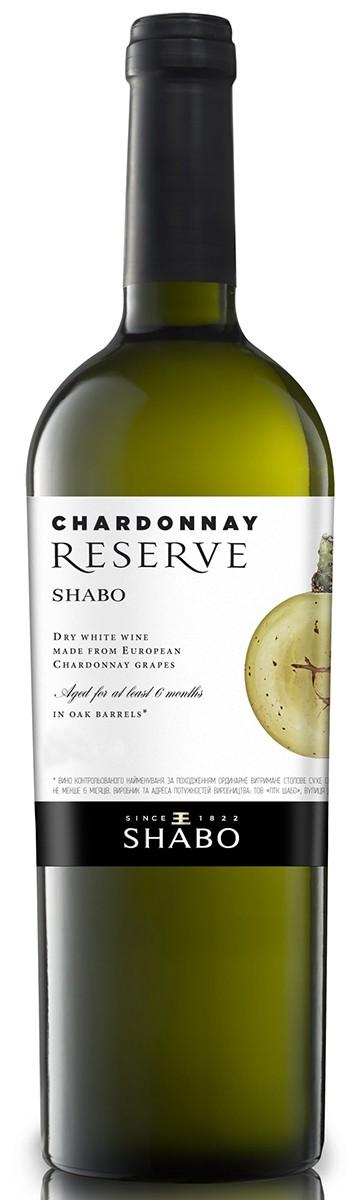 Shabo Chardonnay Reserve фото