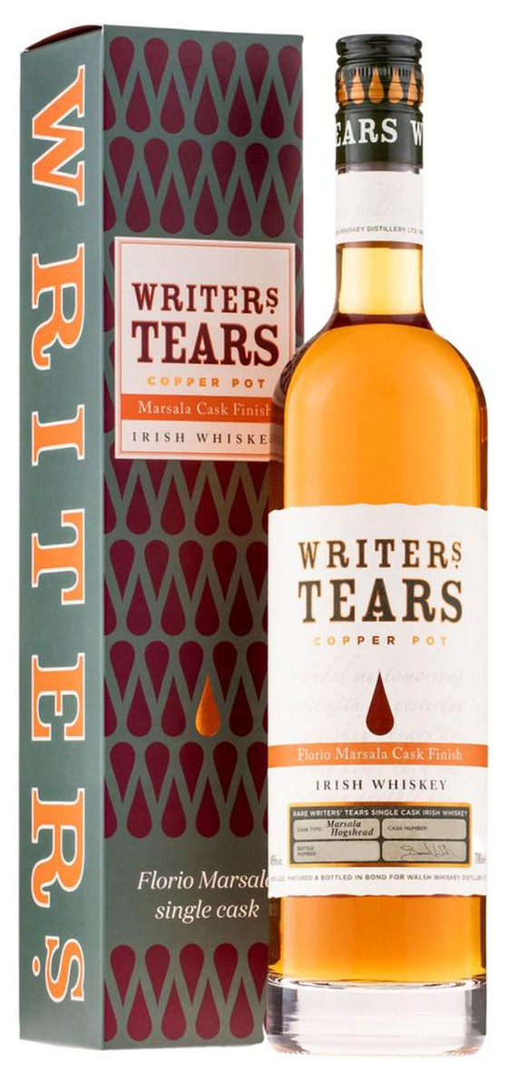 Writers Tears Marsala Finish (в коробці) фото