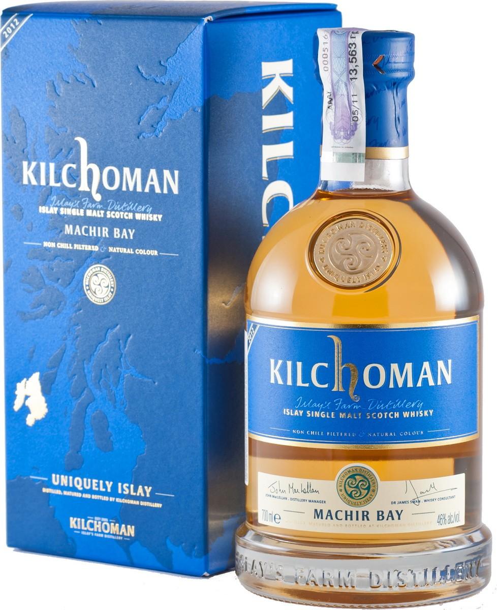Kilchoman Machir Bay (в коробке) фото