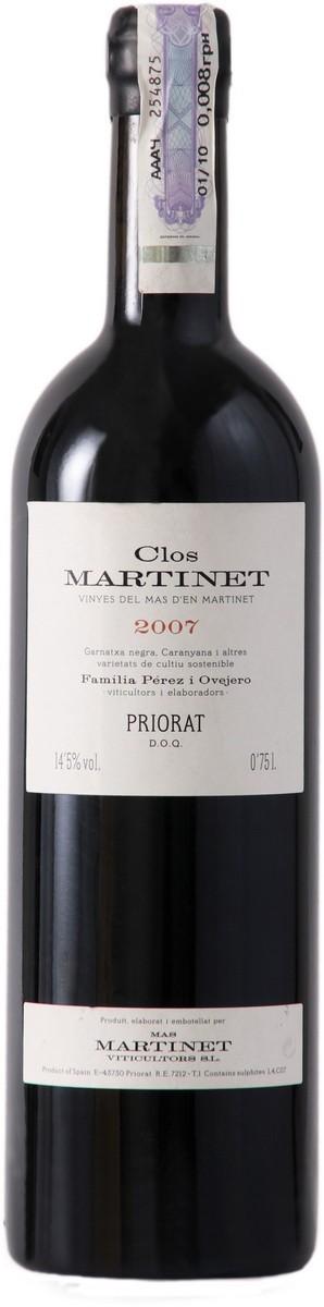 Mas Martinet Viticultors Clos Martinet фото