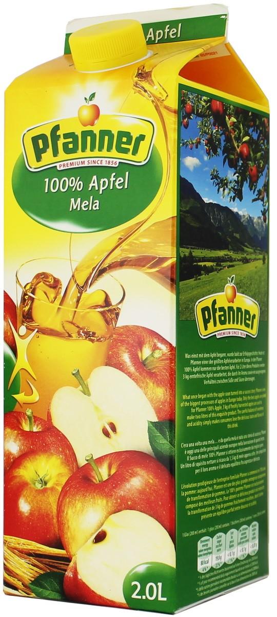 яблучний Pfanner фото