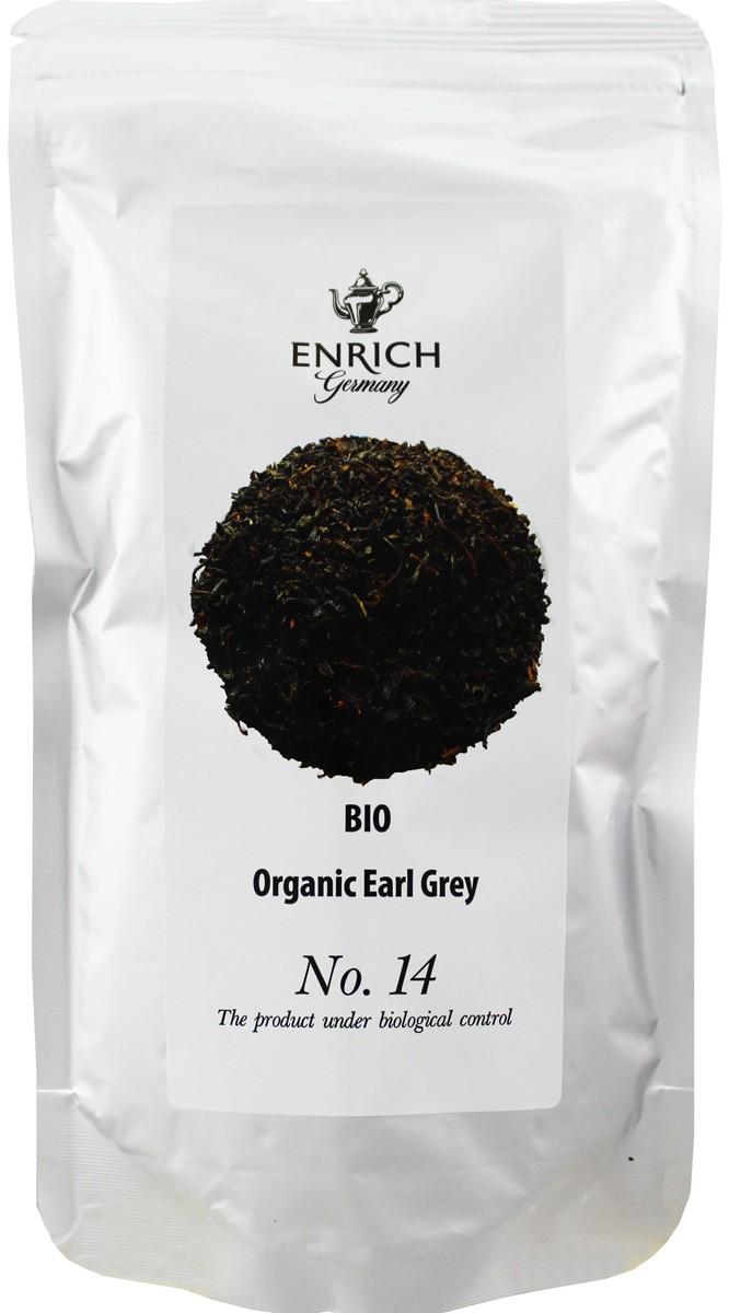 Enrich Bio Organic Earl Grey №14 чай черный ароматизованный фото