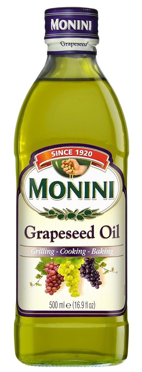 Масло из виноградных косточек Monini (разливное) фото