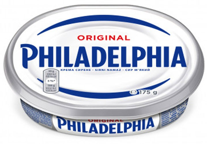 Крем-сир Philadelphia Original Kraft фото