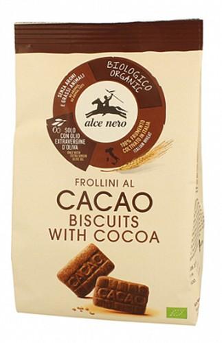 Печиво з какао Alce Nero фото