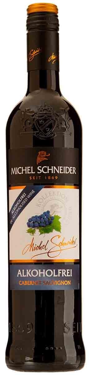 Zimmermann-Graeff & Muller Michel Schneider Cabernet Sauvignon (безалкогольне) фото