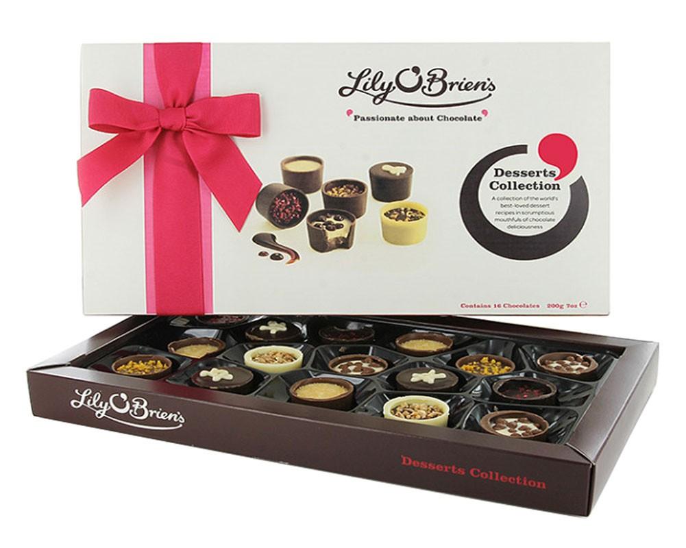 Конфеты Шоколадные Desserts Collection Lily O'Brien's фото