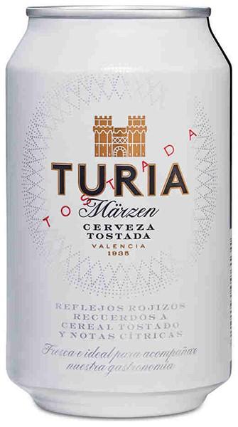 Cerveza Tostada Turia Marzen фото