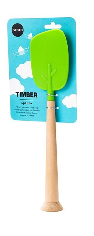 Лопатка для смешивания Timber фото