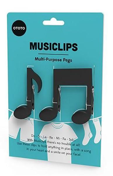 Многоцелевые зажимы Musiclips фото