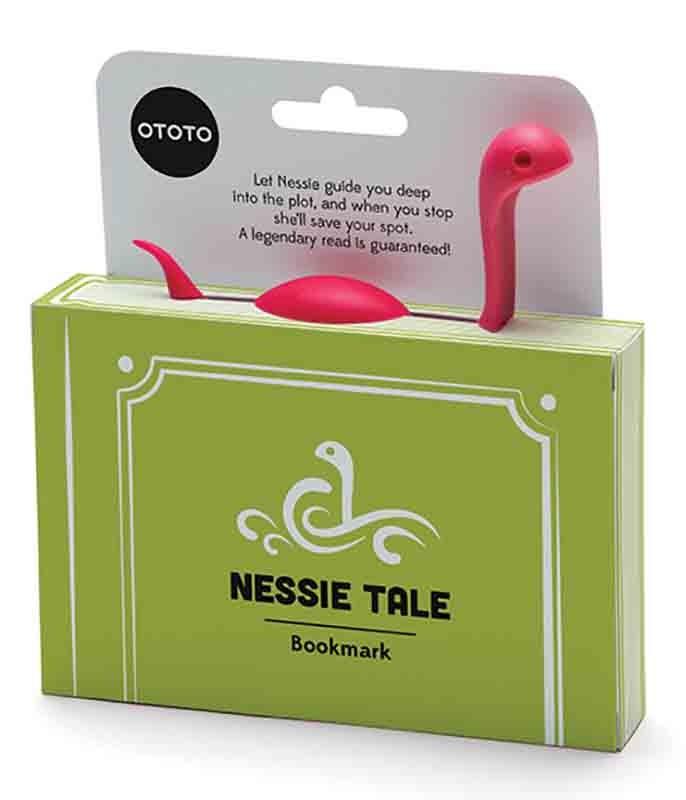 Закладка для книг Nessie Tale Purple фото