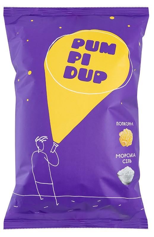 Попкорн Pumpidup морская соль фото