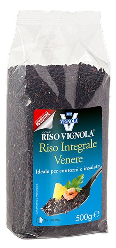 Рис черный Венере RISO VIGNOLA фото