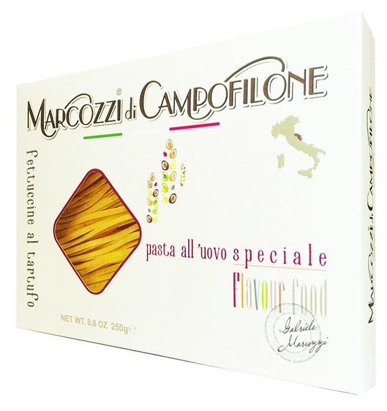 Лапша яичная Фетучини с трюфелем Marcozzi Di Campofilone фото