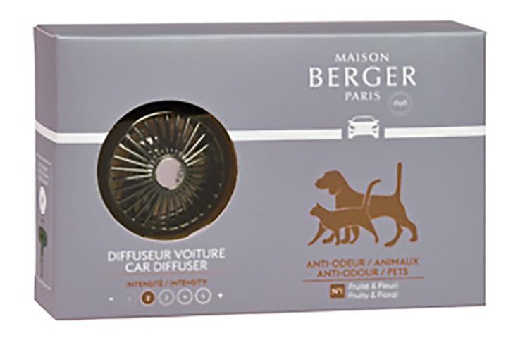 Дифузор з картриджем Maison Berger Anti-Odor Animal фото