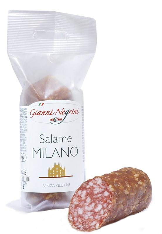 Ковбаса Salame Milano NEGRINI фото