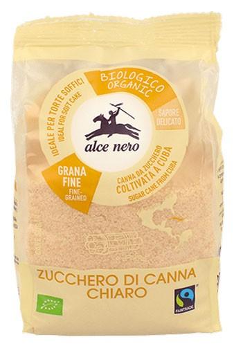 Сахар тростниковый кристаллический Cuba Fairtrade Alce Nero фото
