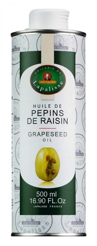 Олія з виноградних кісточок Huilerie de Lapalisse фото