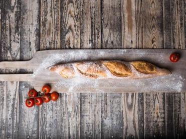 Хліб Багет Жорнова фото