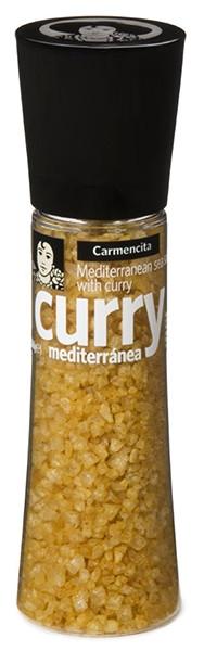Середземноморська сіль з карі Carmencita (млинок) фото