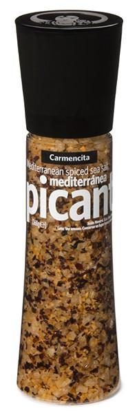 Середземноморська сіль пікантна Carmencita (млинок) фото
