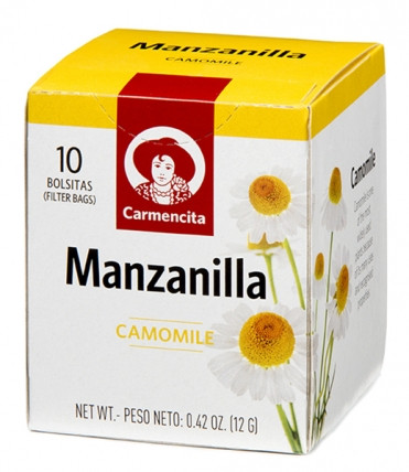 Чай ромашка Carmencita фото