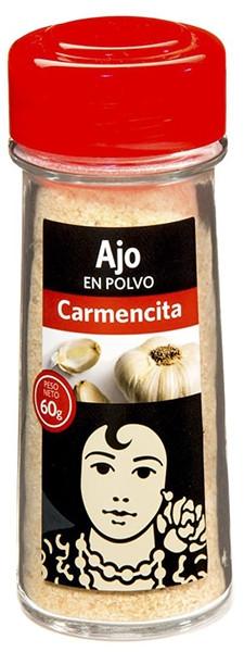 Чеснок сушеный, молотый Carmencita фото