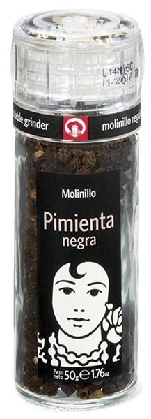 Перец черный (мельница) Carmencita фото