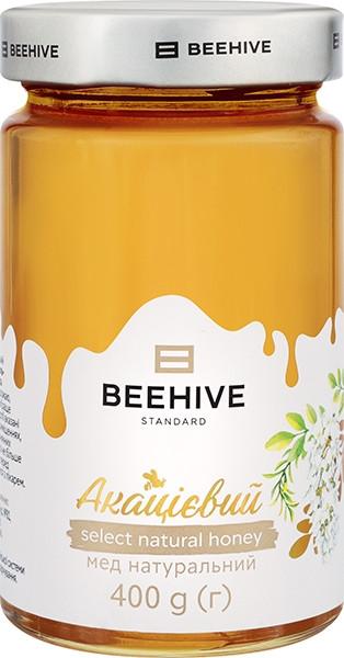 Мед натуральний Beehive Акацієвий фото