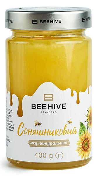 Мед натуральный Beehive Подсолнечный фото