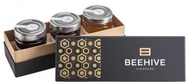 Мед Beehive Открытие подарочный набор фото