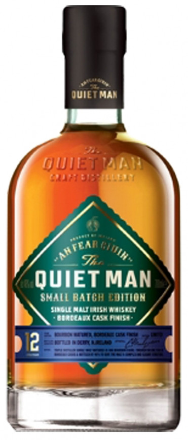 Luxco The Quiet Man Bordeaux Cask 12 O.Y фото 1