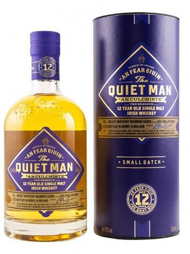 Luxco The Quiet Man 12 Y.O (в тубусе) фото