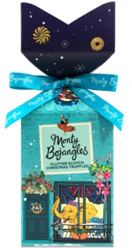Трюфель с Ирисками и морской солью Monty (подарочная упаковка) фото