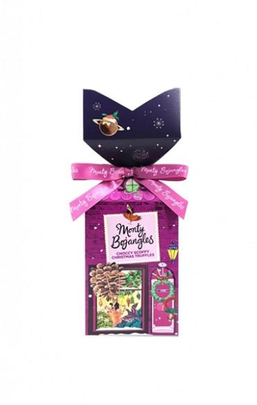 Трюфель с шоколадом классический Monty mini (подарочная упаковка) фото