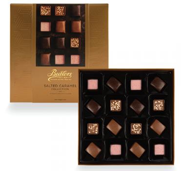 Конфеты шоколадные с соленой карамелью Butlers фото