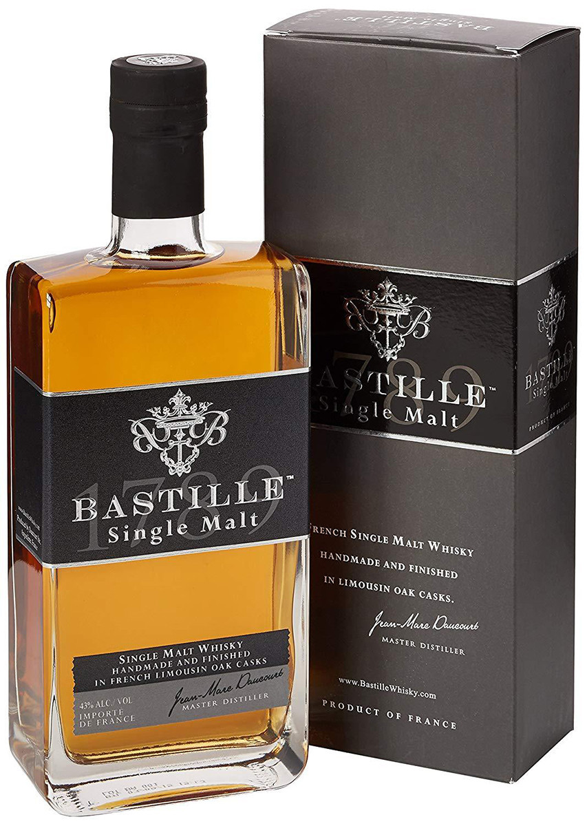 Daucourt Bastille Single Malt (в коробке) фото