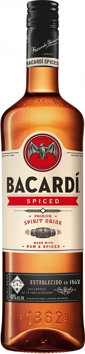 Bacardi Spiced фото