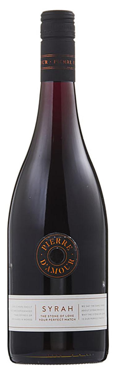Вино CFW Pierre D'Amour Syrah черв.н/сухе фото