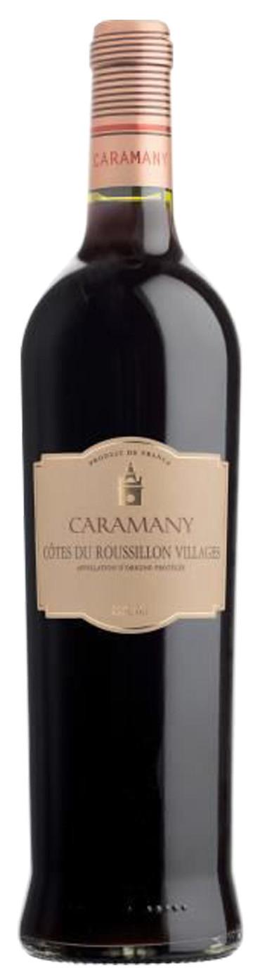 Vignerons Catalans Cotes du Roussillon Villages Caramany фото