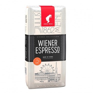 Julius Meinl Wiener Espresso кава в зернах з кофеїном фото