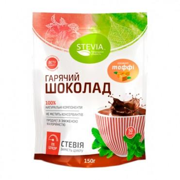 "Stevia горячий шоколад с ароматом ""Тоффи"" фото"